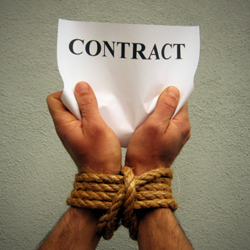 tied contract